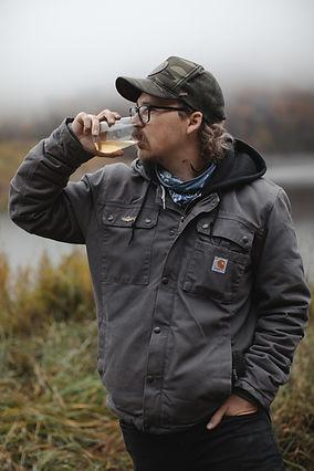Drinking Cider