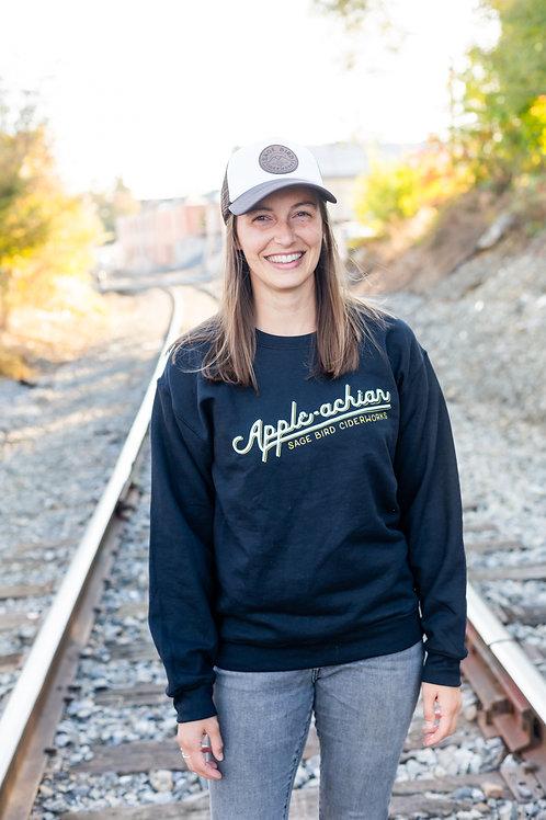 Apple-achian Sweatshirt