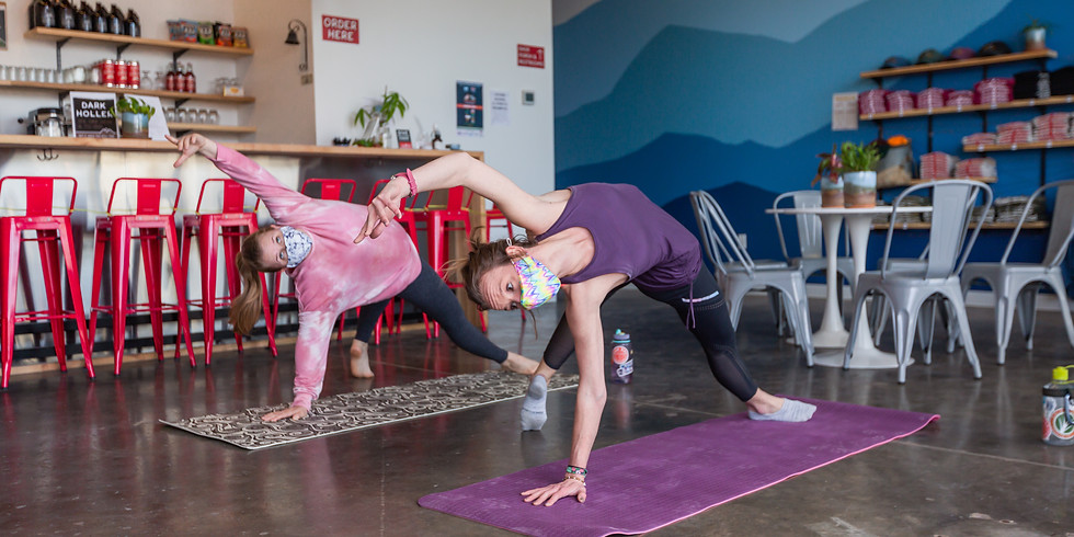 Yoga at Sage Bird