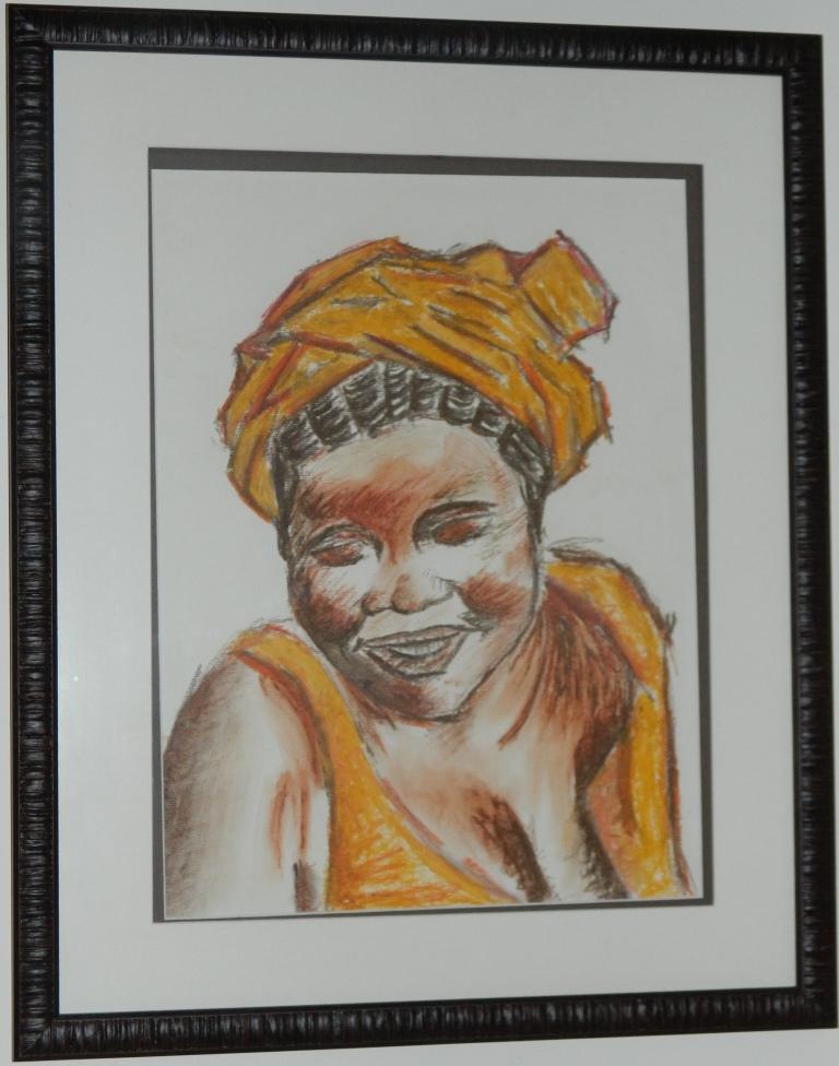Melanesian Woman, 1996