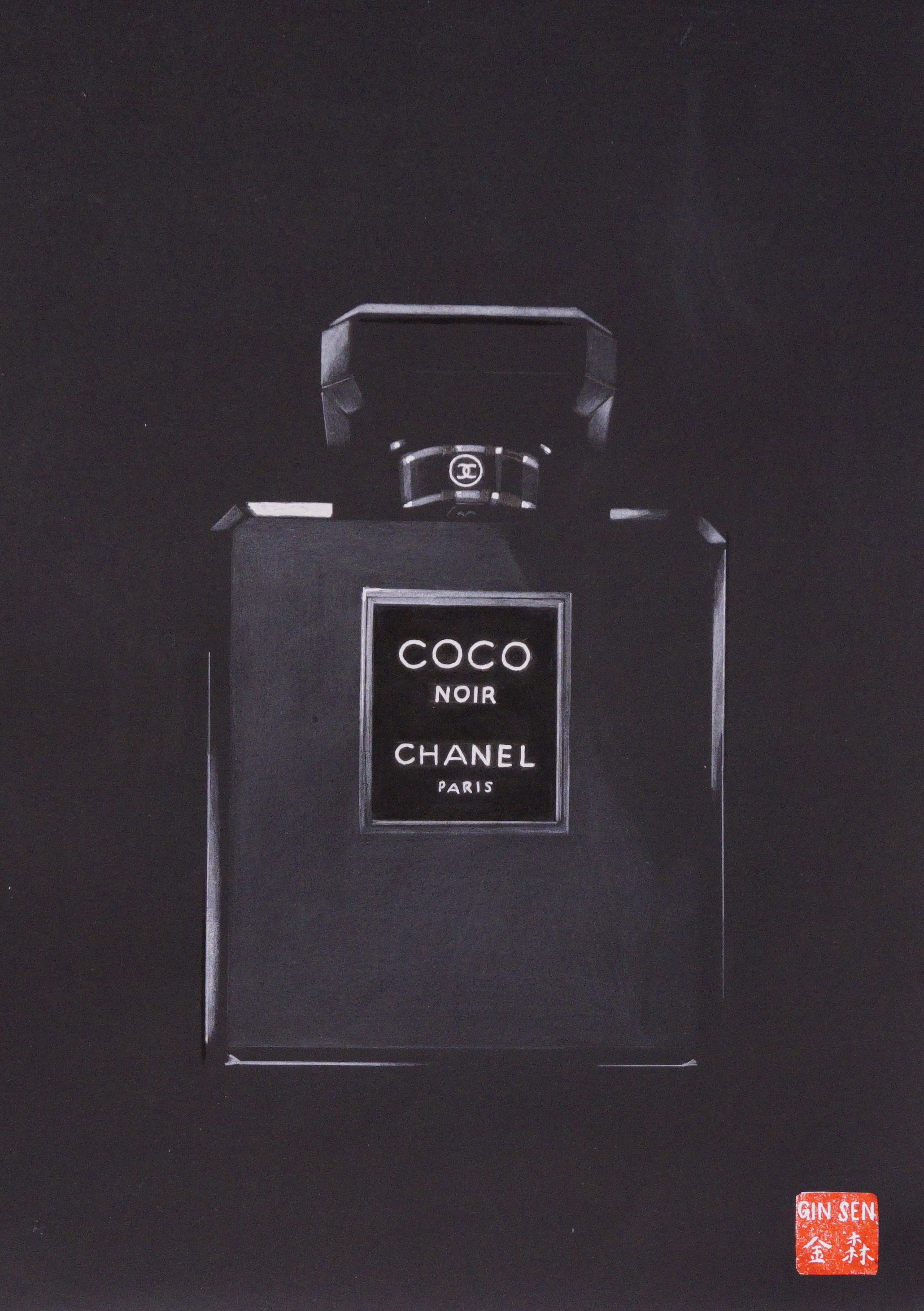 Coco Noir by Chanel, 2017