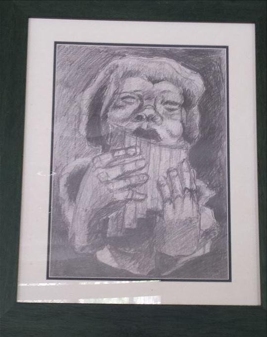Joueur de Flute, 1997