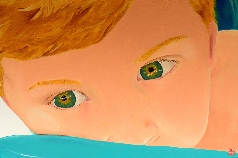 In his eyes, 2015