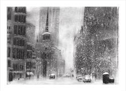 Manhattan Whiteout
