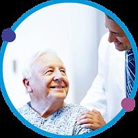 Idade acima de 50 anos é um fator de risco de câncer de próstata