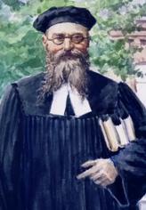 Pastor Emanuel Felke