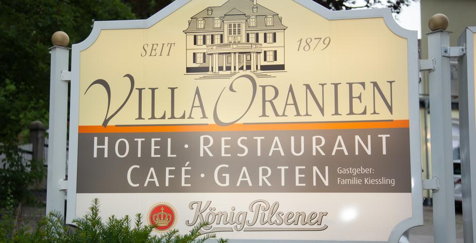 Villa Oranien Event in Diez, 01.07.2017-