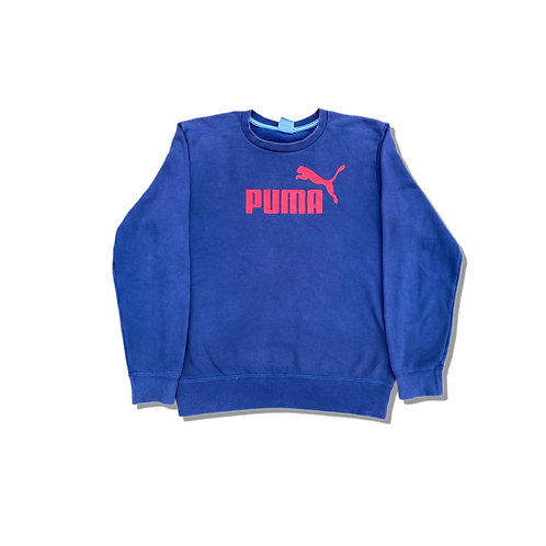 Puma Large Logo Spell out Sweatshirt (S)