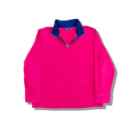 Nautica ¼ Zip Fleece Sweatshirt (XL/XXL)
