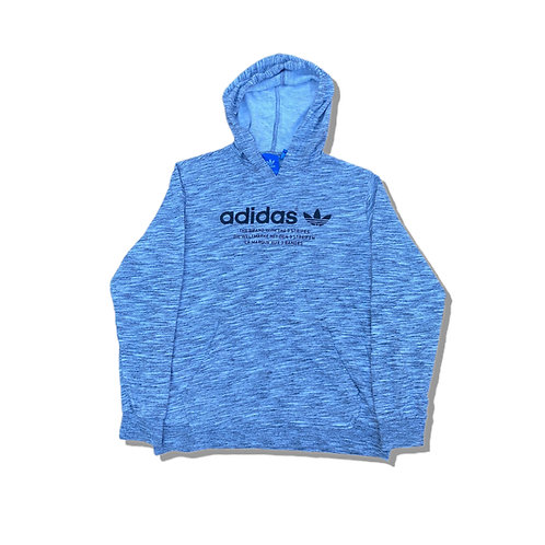ADIDAS Brand With Three Stripes Hoodie (L)