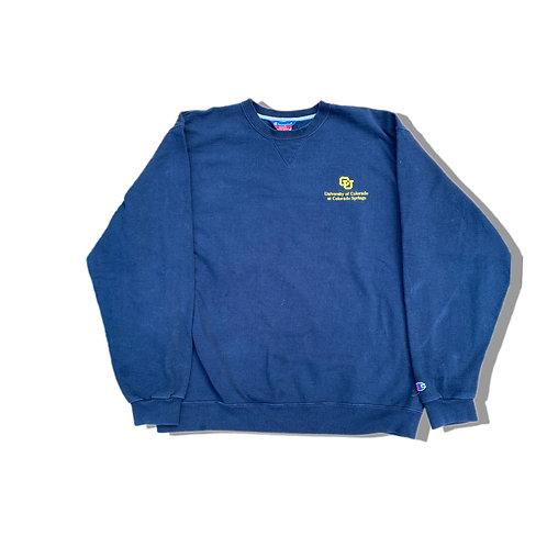 Champion University of Colorado Sweatshirt (L/XL)