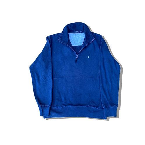 Nautica ¼ Zip Fleece Sweatshirt (M)
