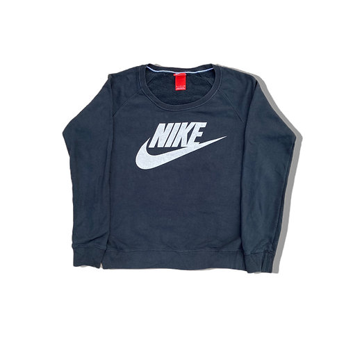 NIKE Big Logo Spell out Sweatshirt (S)