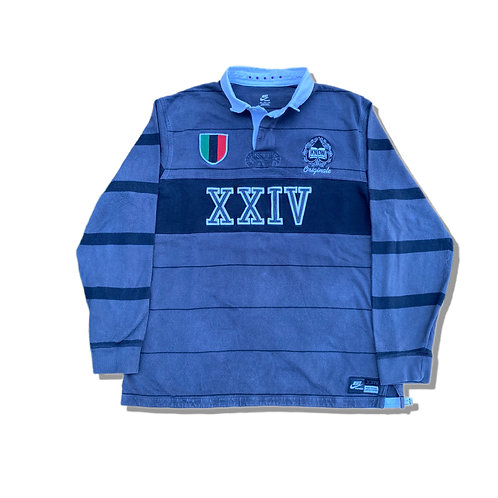 NIKE Italy Rugby Shirt (L/XL)