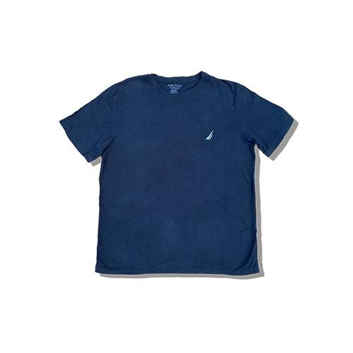 Nautica Black Logo T-Shirt (M)