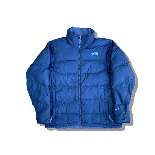 NORTH FACE Black Puffer 550 (S)
