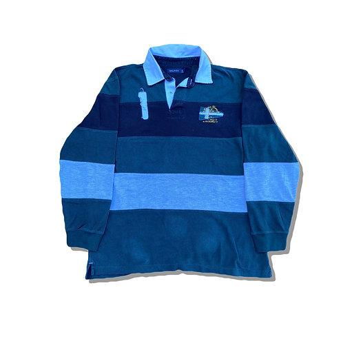 NAUTICA Sailing Rugby Shirt (L/XL)