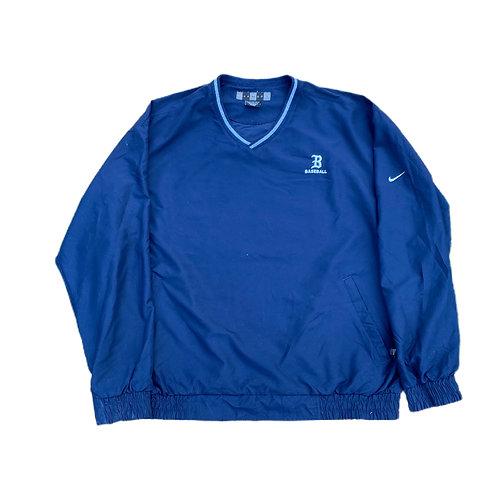 Nike Golf Logo Tick Baseball Windbreaker (XL)