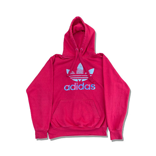 ADIDAS Red Colourful Large Logo (S)