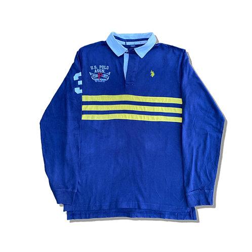 RALPH LAUREN POLO Rugby Shirt (S/M)