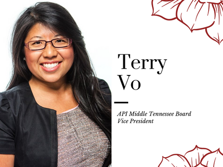 AAPIHM Board Member Monday Feature: Terry Vo