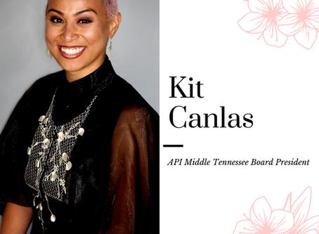 AAPIHM Board Member Monday Feature: Kit Canlas