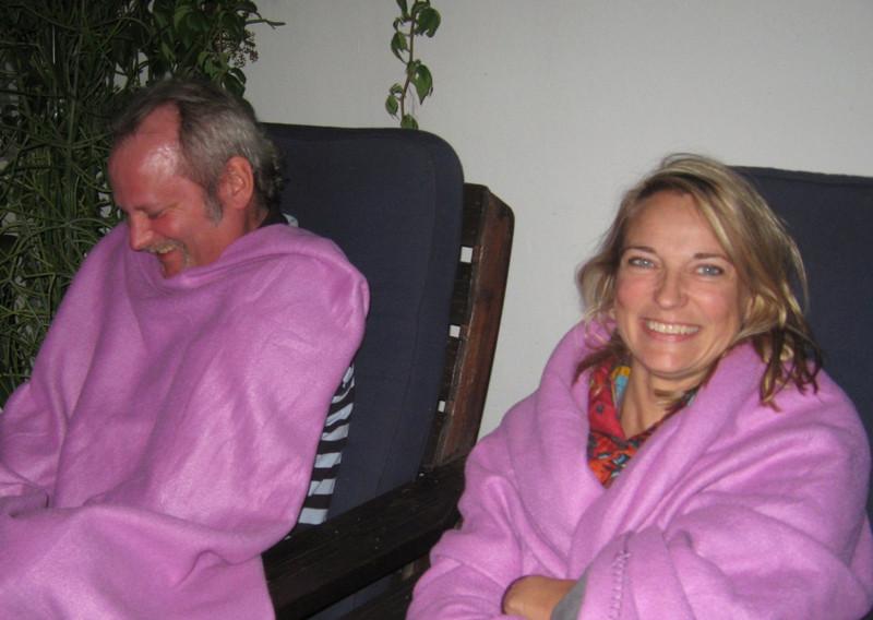 Peter Erik Du Rietz och Maria Bouroncle
