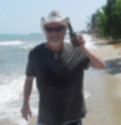 författaren Peter Erik Du Rietz i Hopkins