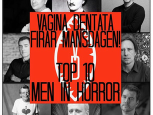 Top 10 men in horror!