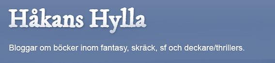 Bokbloggen Håkans Hylla