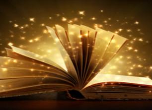 Böcker är egentligen magi.