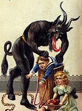 En gång i tiden var julfirandet förbjudet.
