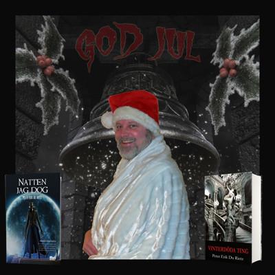 Peter Erik Du Rietz önskar God Jul.