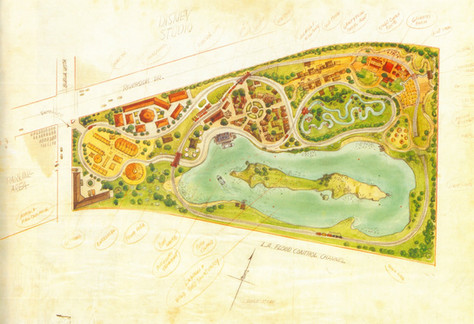 Walt Disney e a construção de seu mundo mágico