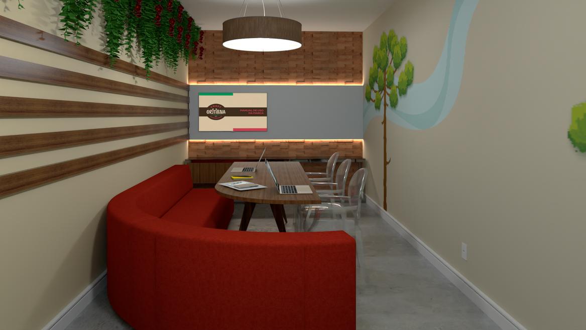 Sala-de-reunião-e-copa-Ambev-Tetris