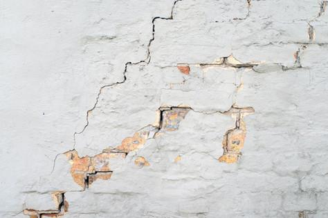 Trincas e rachaduras na parede: devo me preocupar?