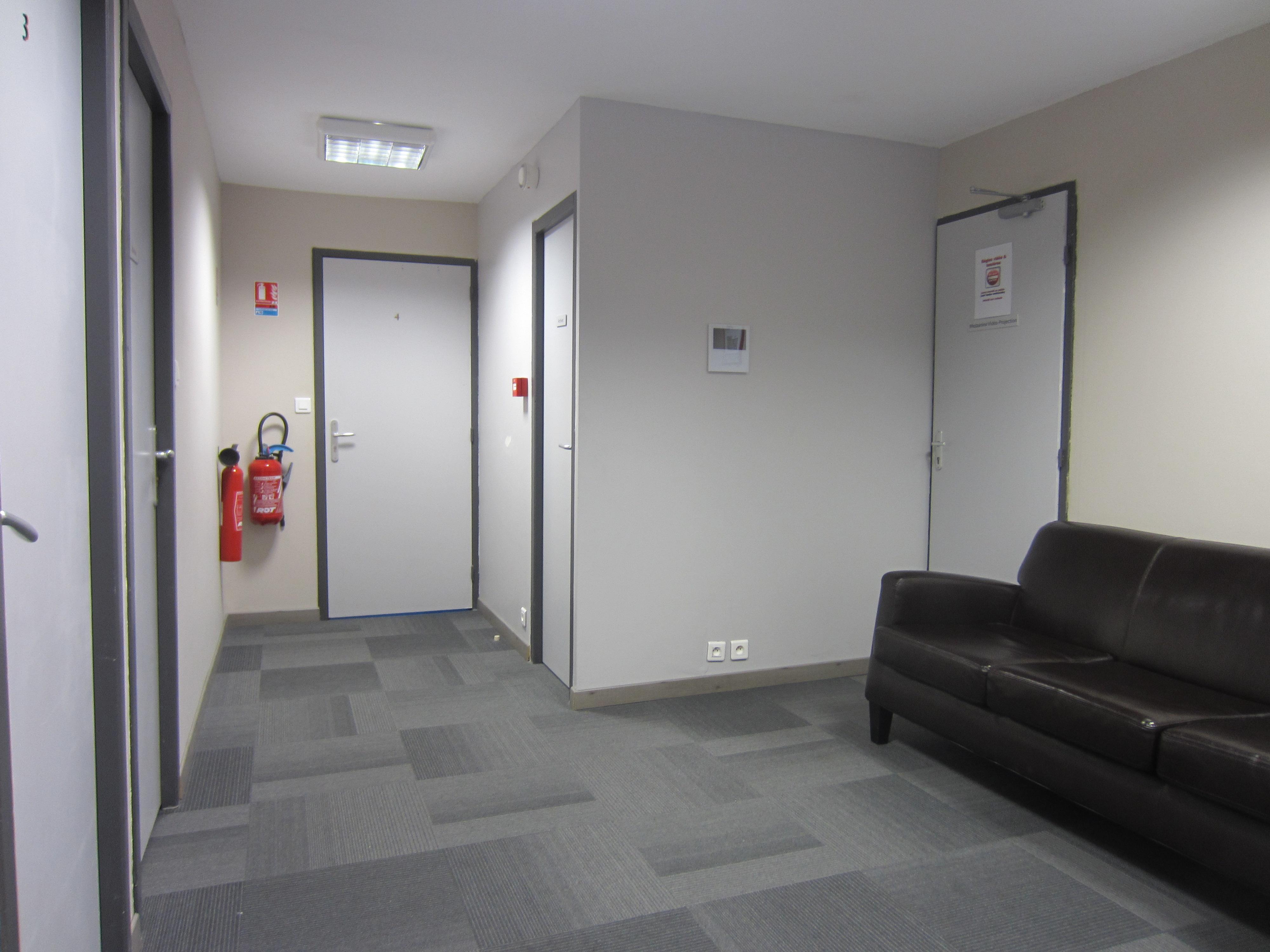 Couloir 2e étage