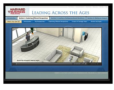 Harvard Business Publishing Game