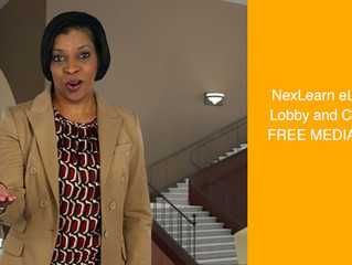 Another FREE Character & Background Media Pack from NexLearn
