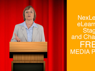 FREE Podium & Speaker Media Pack!