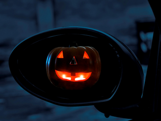 Walking and Driving Safely on Halloween