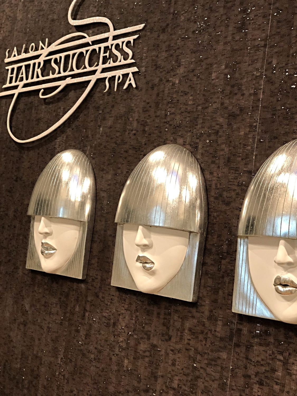 Hair Success wall decor