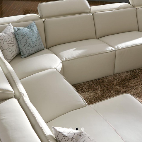 electric motion activated sofa or sectional.