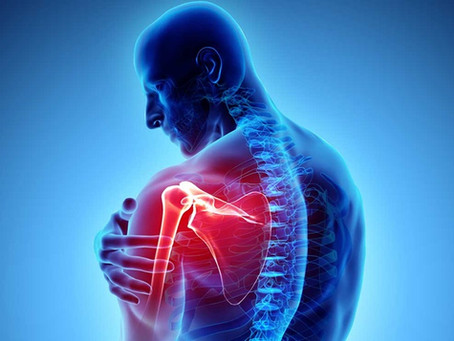 What is Causing My Shoulder Pain?