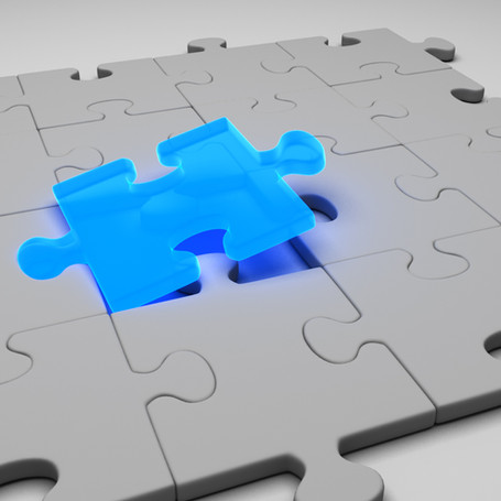The Missing Piece for Financial Peace