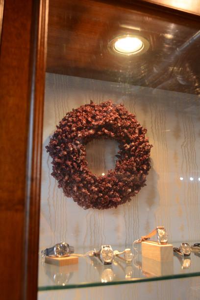 clad wreath