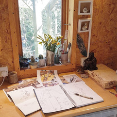 Sketchbook time.