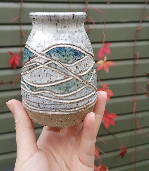 0327 Landscape Vase