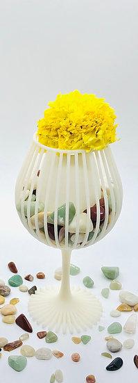 Ciao Bella Alta d'Aqua Wine Glass