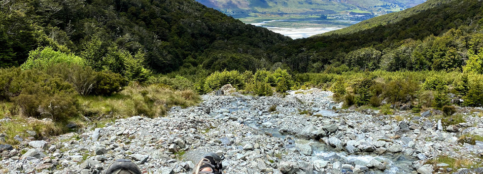 2019 Glenorchy Glacier Burn Track New Ze
